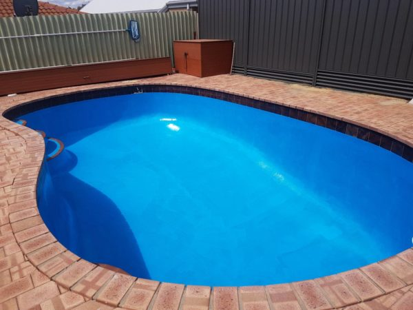 How long will pool paint last